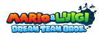 11. MARIO & LUIGI DREAM TEAM BROS.