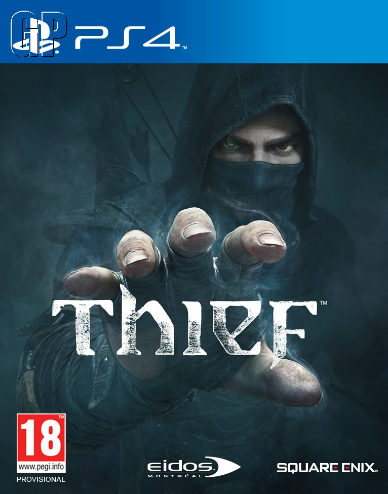 PS4 Boxart