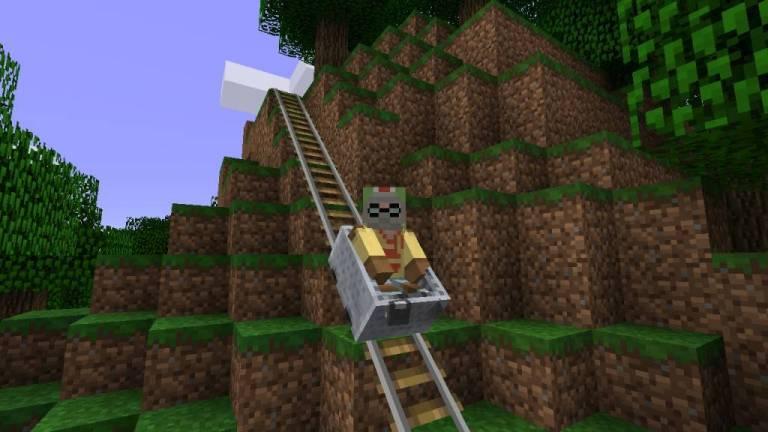 UK #1 game - Week ending 3rd August 2013 - Minecraft