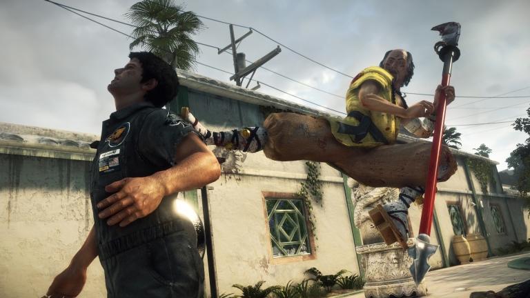 Screenshot from the Wrath Boss Battle