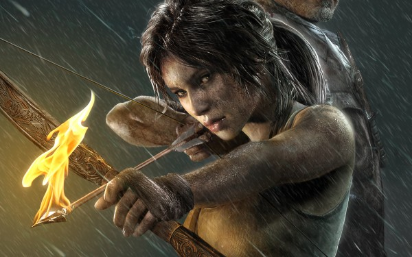 Don't worry gamers. Lara Croft will return