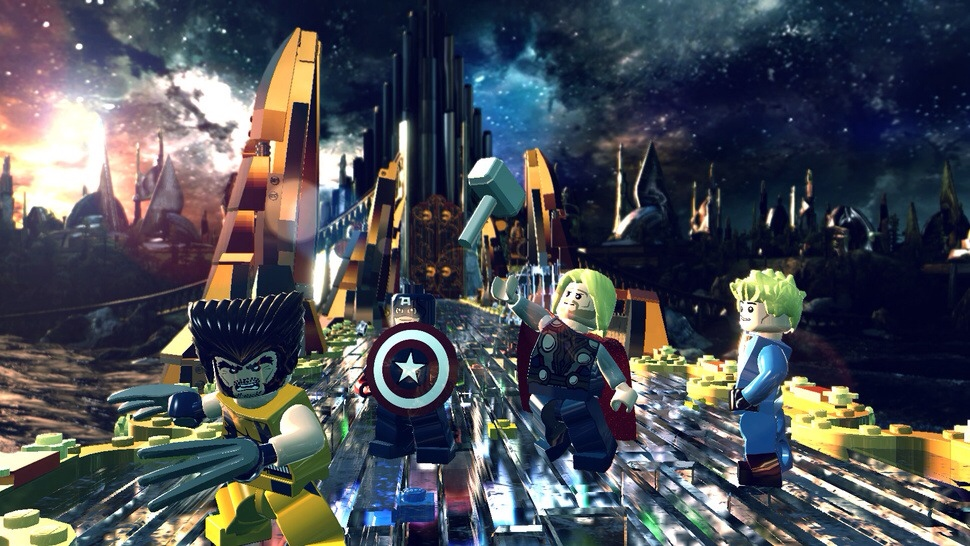 Lego Marvel Superheroes Review – UGNN Ultra Gaming News Network