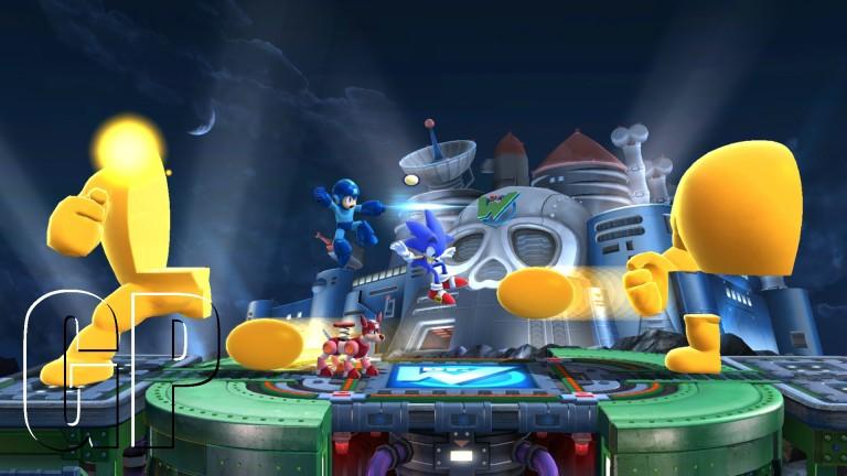 Capcom's Megaman & Sega's Sonic the Hedgehog take on possible boss; The Yellow Devil