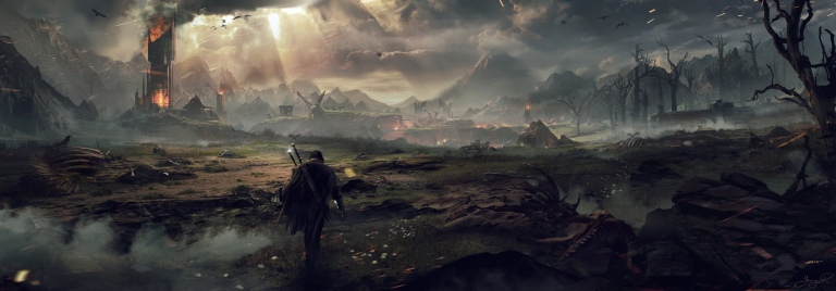 Mordor; A look at a part of the world you'll be exploring
