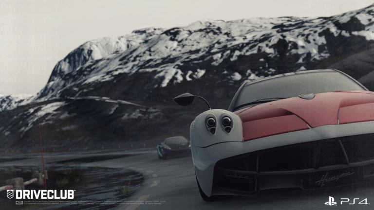 Driveclub is set to be included on PS+ later this year.