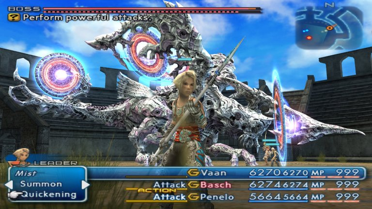 Could we possibly be seeing Final Fantasy XII getting a HD Transfer in the future?