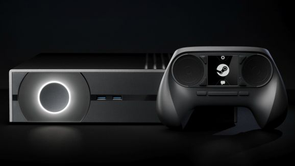 The Steam Box, Coming to stores sometime this year.