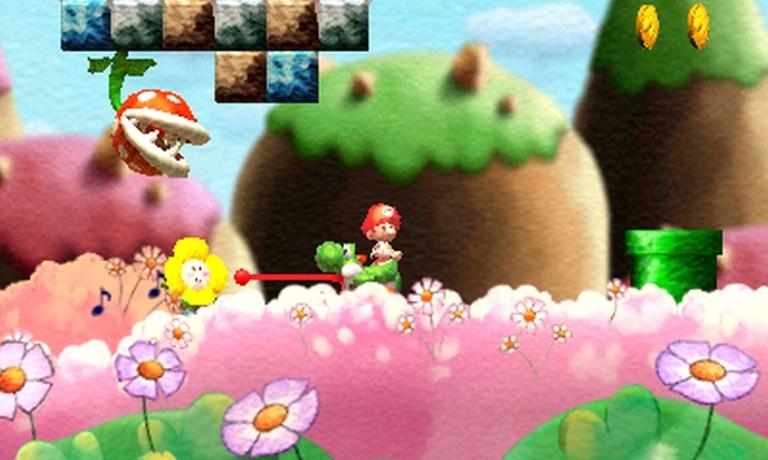Yoshi's New Island - Arzest - Nintendo