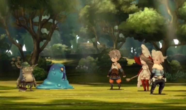Bravely Default - Silicon Studio & Square Enix - Nintendo