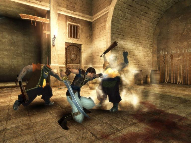 Dagger Combat