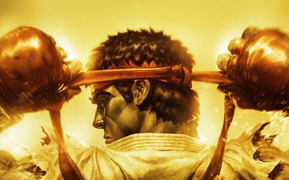 Ultra-Street-Fighter-4-Ryu-Wallpaper