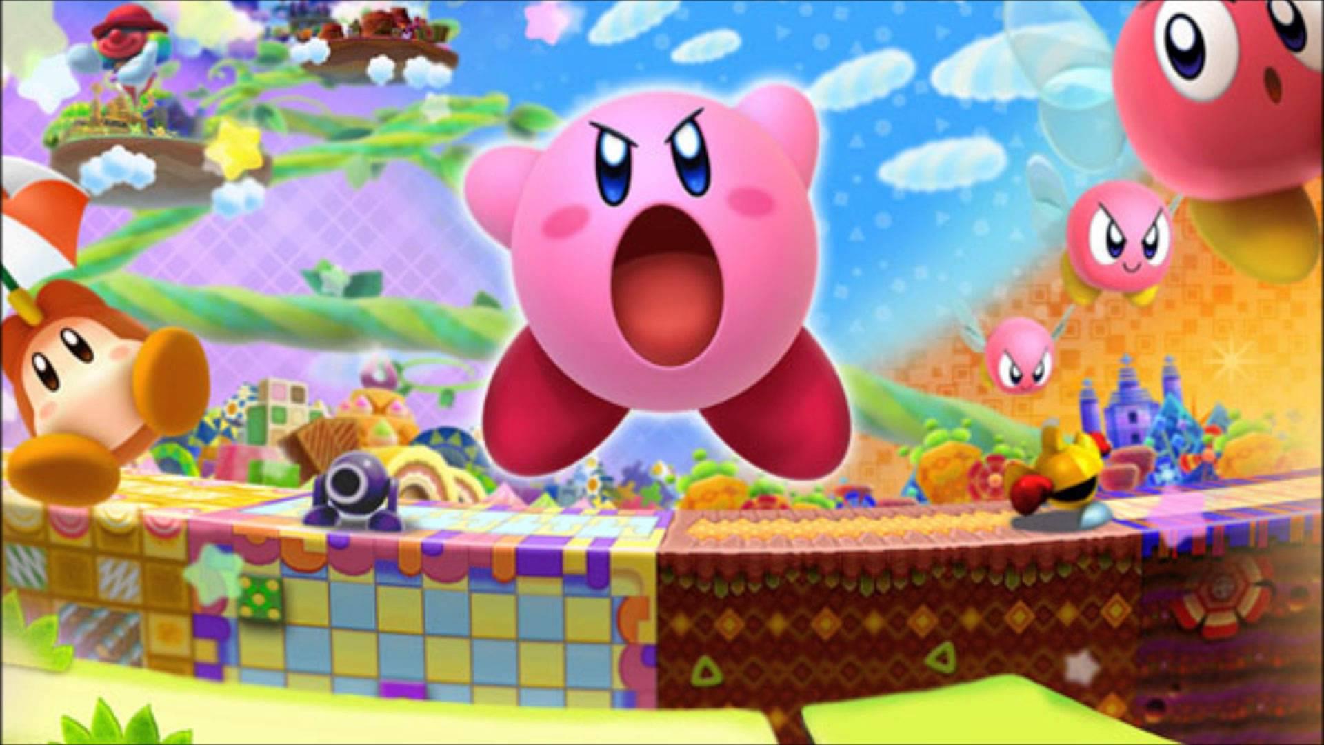 Kirby Return To Dreamland Ultra Powers 24518 Radiotimes