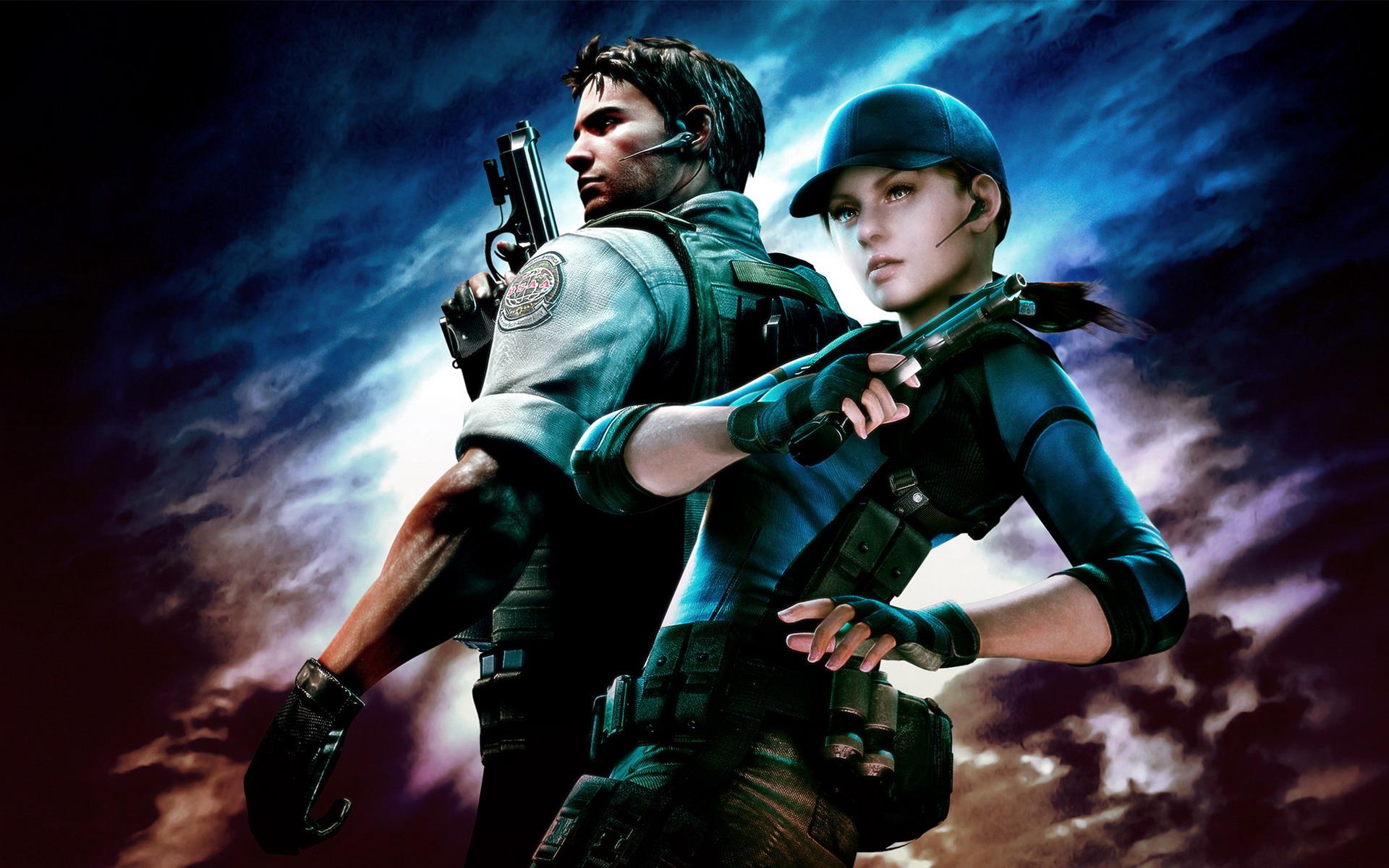 Resident Evil 5 Review Ugnn Ultra Gaming News Network